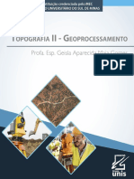 Apostila Topografia II - Geoprocessamento