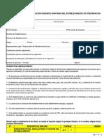 Check  list  habilitación