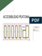 Mapa de Accesibilidad Peatonal -Model