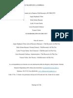 Manual de Tramite de La Empresa Club Recreativo in the City