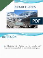 1.- Introduccion a La Mecánica de Los Fluidos