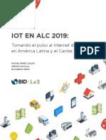 IoT en ALC 2019 Tomando El Pulso Al Internet de Las Cosas en América Latina y El Caribe Es
