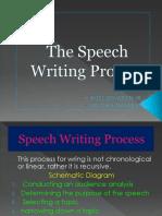 The Speech Writing Process....jra.pptx