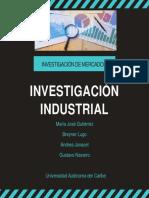 Expo Investigacion Industrial