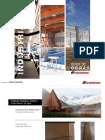 Book de Obras Area Industrial Sodimac Venta Empresas