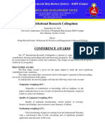 Criteria(Best Paper)