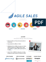 Agiles Sales