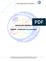 Tutorial Test Googleaepfin