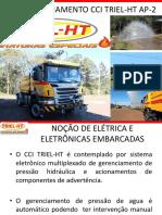 TREINAMENTO OPERAÇÃO CAMINHÃO SCANIA - BOMBEIRO
