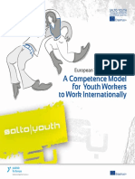 A competence Model for youth workers
