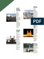 Iglesias y Conventos