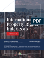 IPRI 2019 FullReport Indice de Derechos de Propeidad 2019