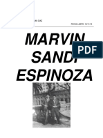Marvin Sandi Espinoza