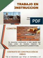 Expo Trabajo en Construccion