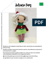 Patron Elfa Navidad (1)