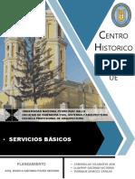 Servicios Basicos Limpieza y Comunicaciones