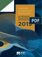 Anuário Estatístico Brasileiro do Petróleo, Gás Natural e Biocombustíveis 2019