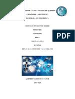 Tcp Ip en Linux Bryan Del Valle