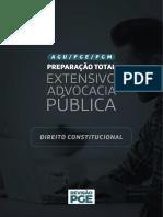 Material Revisão Pge - Constitucional