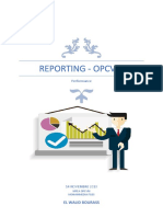 Reporting OPCVM