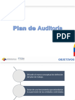 Plan de Trabajo de Auditoria