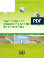 Environmental Monitoring and Reporting by Enterprises