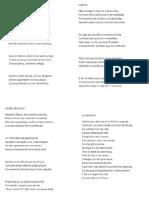 Poesias Dom Pedro II