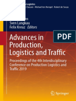 (Lecture Notes in Logistics) Uwe Clausen, Sven Langkau, Felix Kreuz - Advances in Production, Logistics and Traffic_ Proceedings of the 4th Interdisciplinary Conference on Production Logistics and Tra