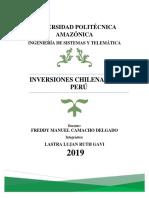 INVERSIONES CHILENAS
