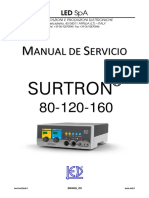 Manual Servicio Surtron