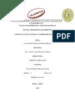 Monografia Tributario III Unidad Cesar