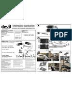 Devil - Fz6 Fitting Kit