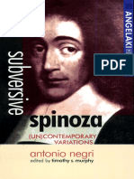 Subversive Spinoza. (Un)contemporary variations - Antonio Negri.pdf