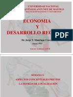economia del desarrollo regional