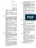 CONSTI - Separation of Powers, Delegation, Legislative (UNFINISHED)