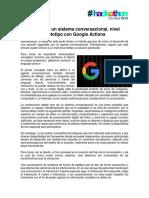 Diseño de Un Sistema Conversacional_Javier Hernando Parra Grajales Colombia