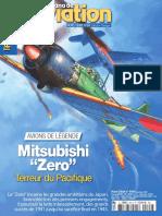 Mitsubishi Zero Le Fana de LAviation HS 64