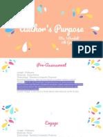 lesson plan slides ap