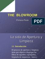 BLOWROOM PART 1 [Autoguardado].ppt