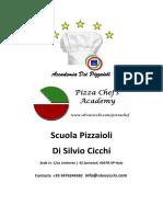 Manuale Corso Pizzaiolo