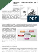 Ingeniería de Software Envergadura - Complejidad