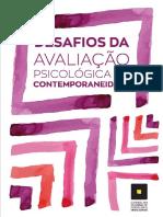 Desafios Da Avaliação Psicológica Na Contemporaneidade - Conselho Regional de Psicologia – Minas Gerais, 2019