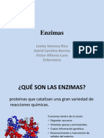 SEMINARIO enzimas