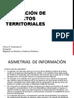 EPT Asimetrías de informacion y garantías