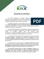 présentation KNX + tutoriel ETS4 et domovea