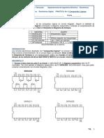 Practica 4 Compuertas y Circuitos Logicos