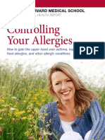 Harvard Medical School Controlling Your Allergies