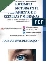 Fisioterapia Oculomotriz y Cefaleas. Alejandro Estepa Gallego