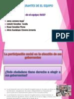 3J La Participación Social en La Elección de Sus Gobernantes_Raily