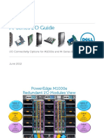 Dell PowerEdge M Series Blades IO Guide